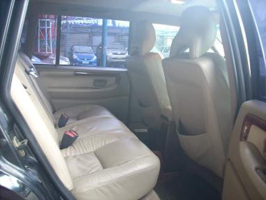 1997 Volvo S90 - Interior Rear View