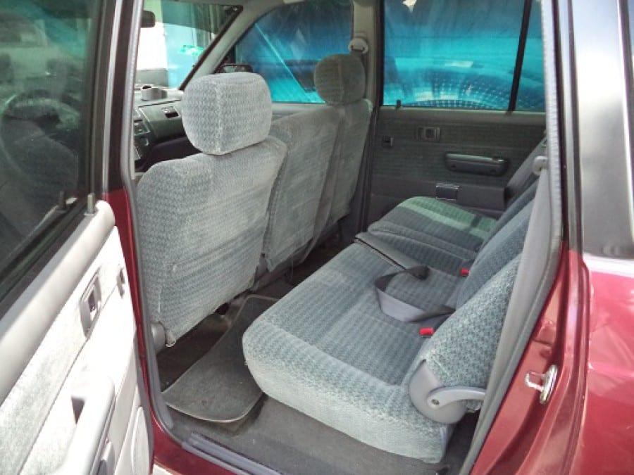 2000 Toyota Revo - Interior Rear View