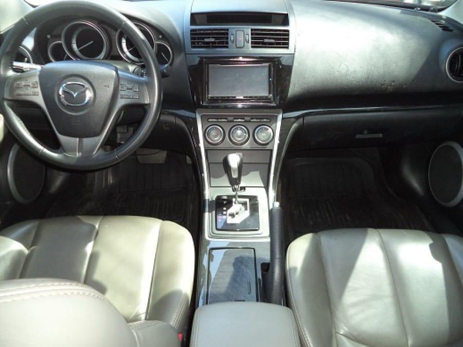2008 Mazda 6 - Interior Front View