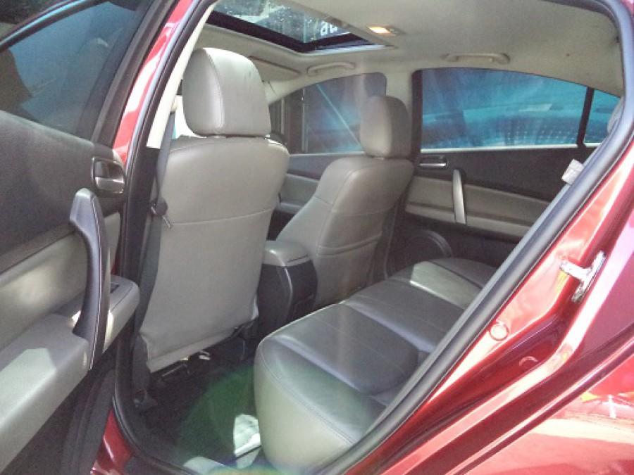 2008 Mazda 6 - Interior Rear View
