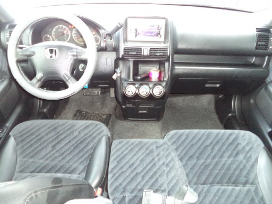 2002 Honda CR-V - Interior Front View