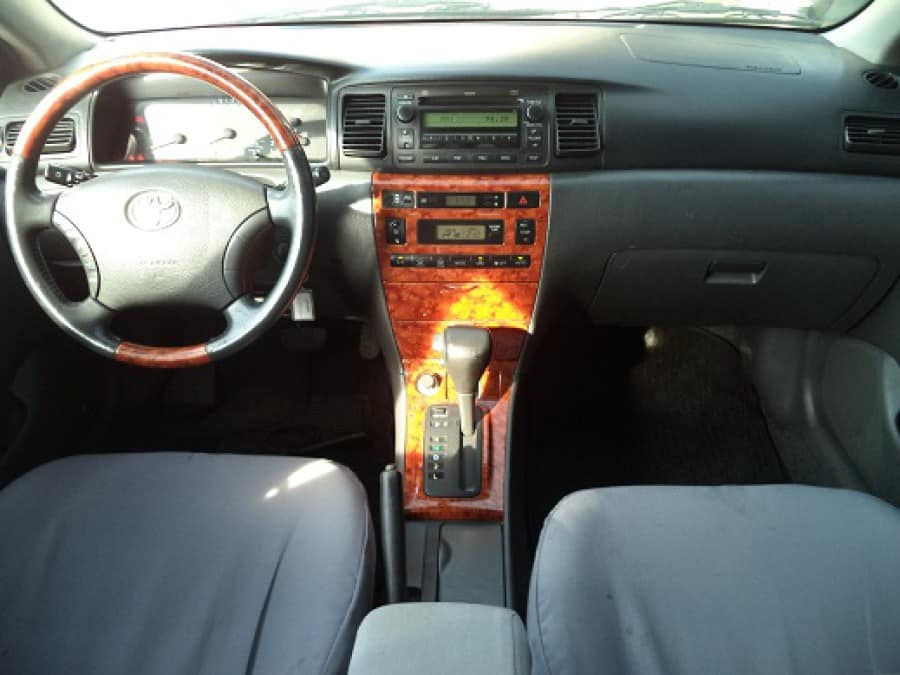 2007 Toyota Corolla Altis G - Interior Front View