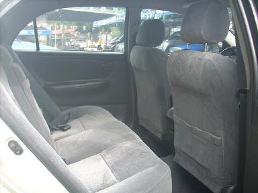 2005 Toyota Corolla Altis E - Interior Rear View