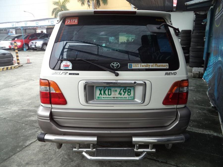 2003 Toyota Revo - Rear View