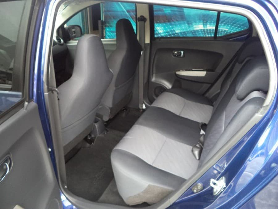 2014 Toyota Vios - Interior Rear View