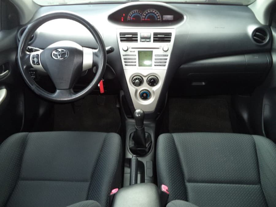 2007 Toyota Vios - Interior Front View