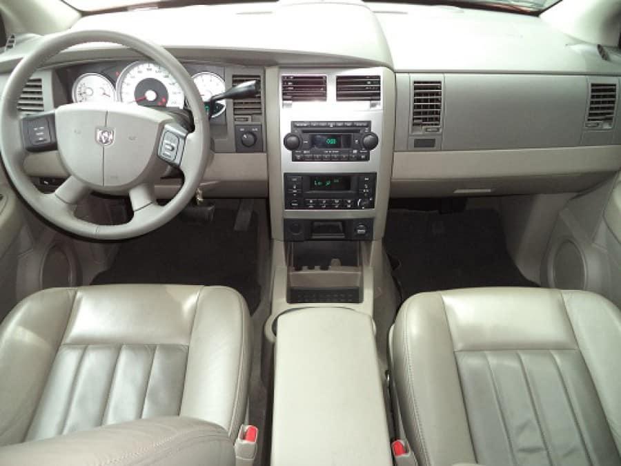 2005 Dodge Durango - Interior Front View