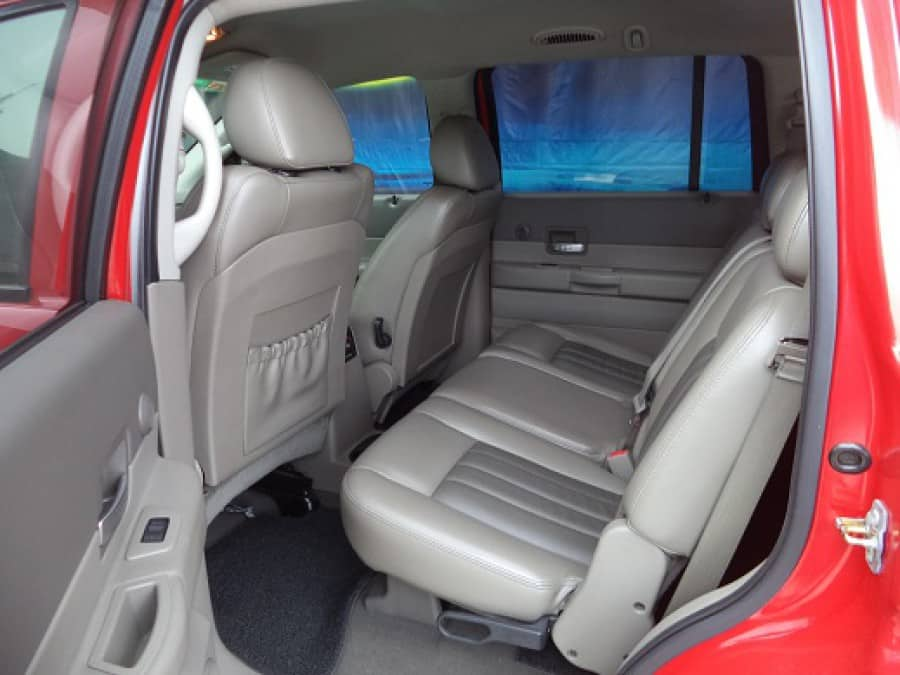 2005 Dodge Durango - Interior Rear View