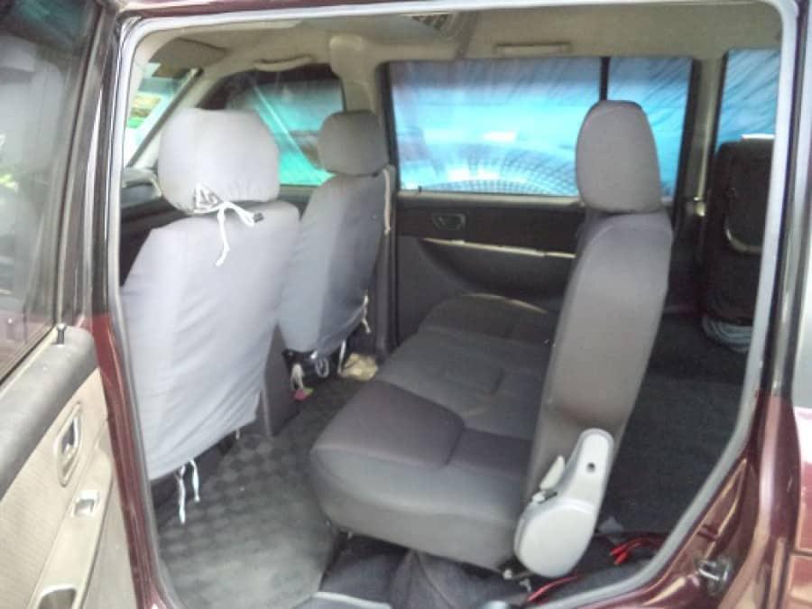 2008 Mitsubishi Adventure - Interior Rear View