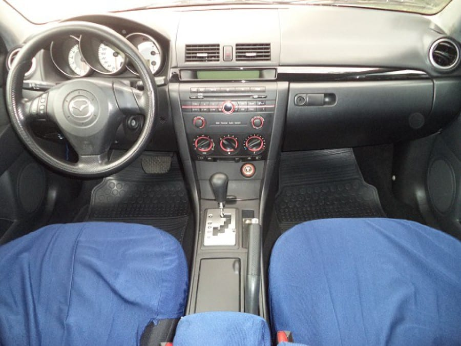 2008 Mazda 3 - Interior Front View