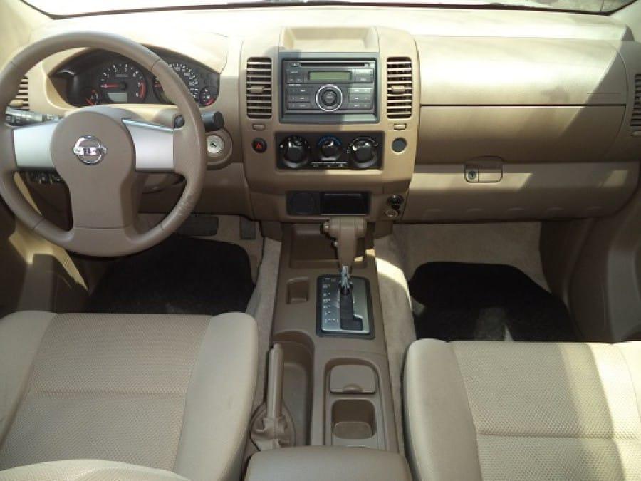 2009 Nissan Navara - Interior Front View