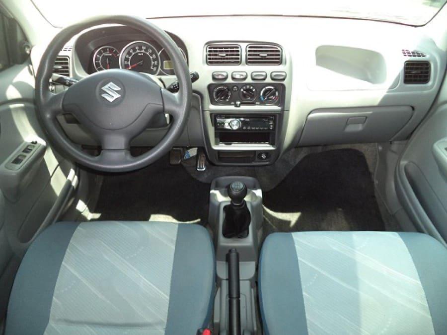 2012 Suzuki Alto - Interior Front View