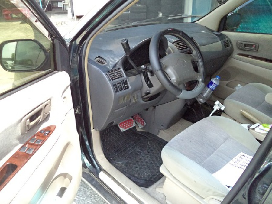 1998 Toyota Previa - Interior Front View