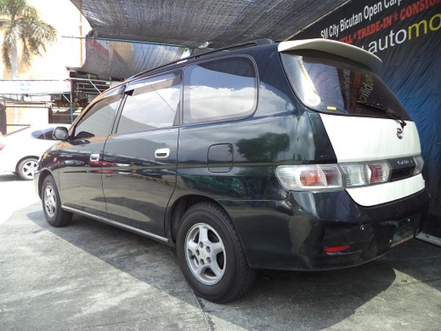 1998 Toyota Previa - Rear View