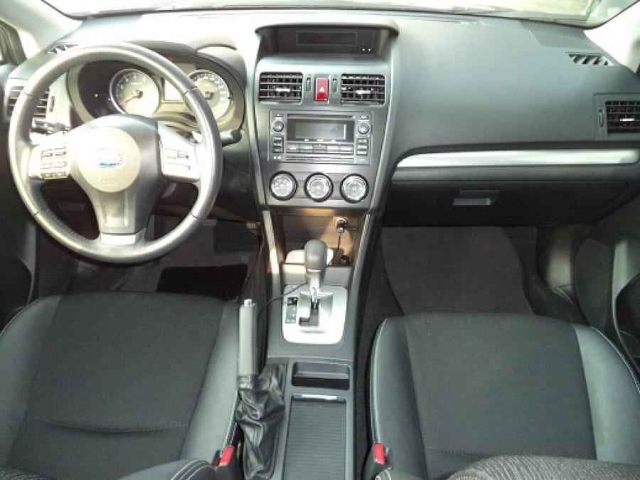 2014 Subaru Impreza - Interior Front View