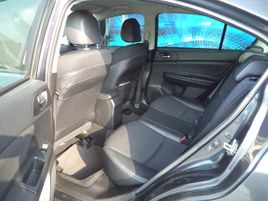 2014 Subaru Impreza - Interior Rear View