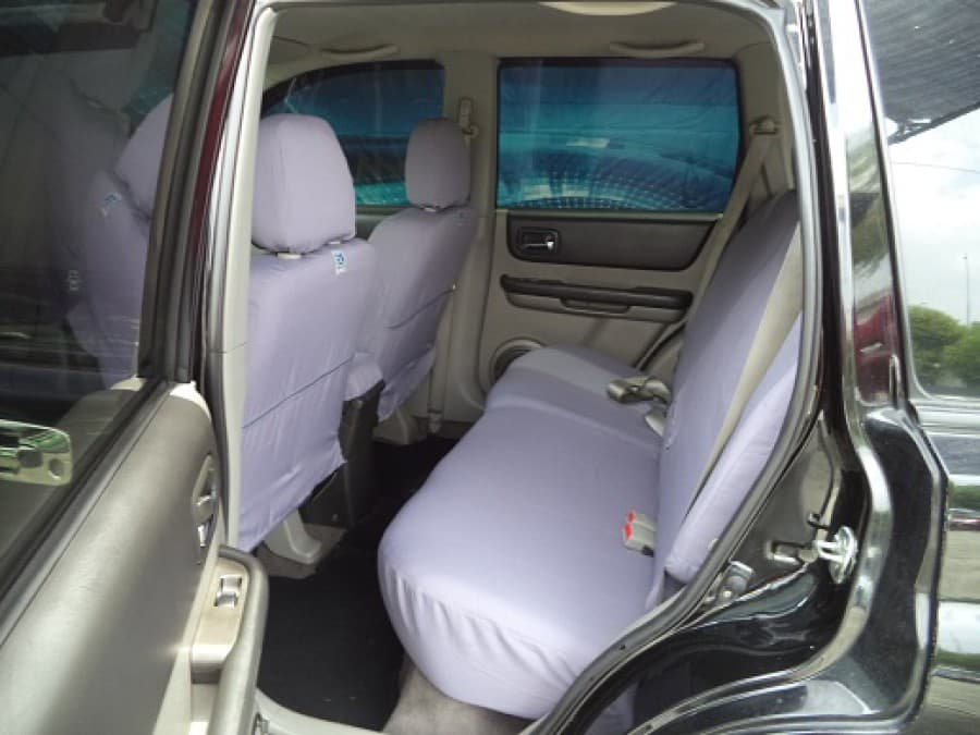 2004 Nissan X-Trail - Interior Rear View