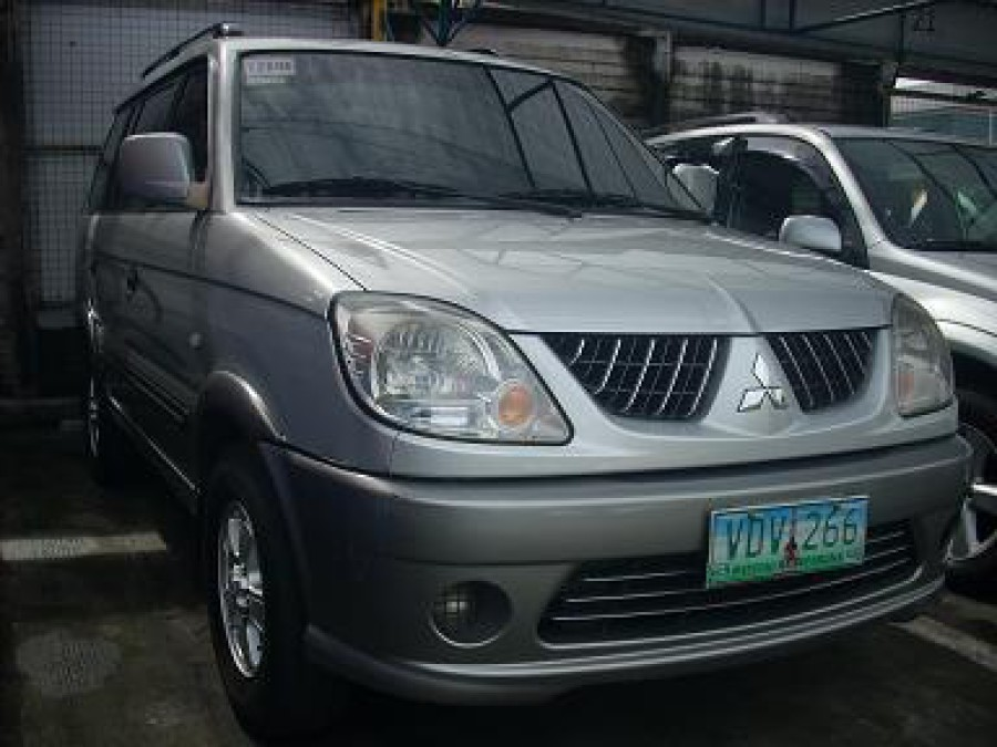 2006 Mitsubishi Adventure - Front View