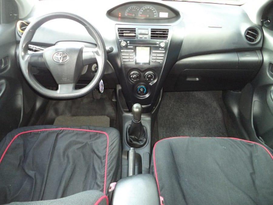 2010 Toyota Vios - Interior Front View