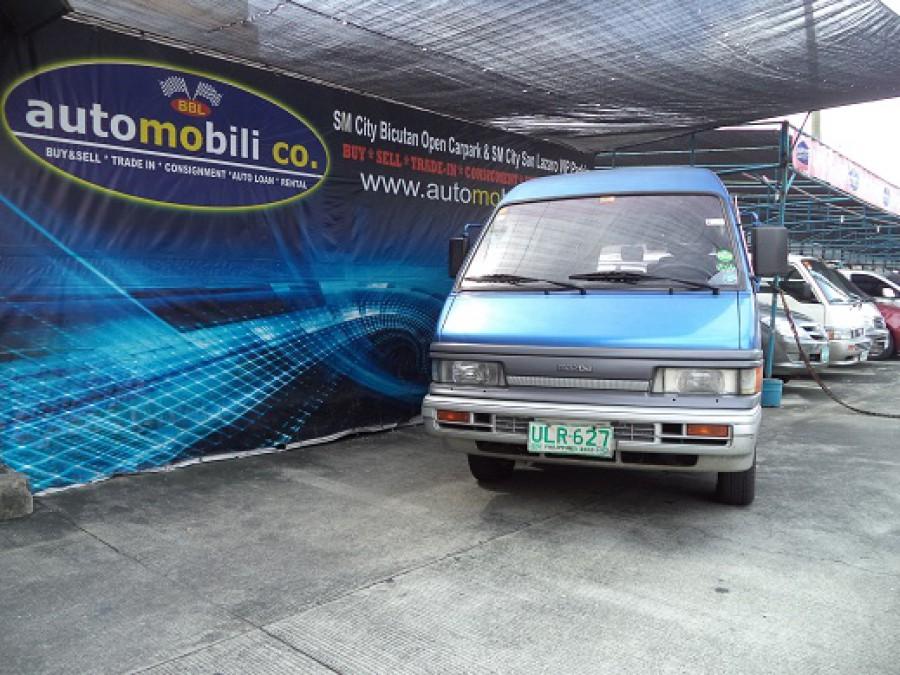 1996 Mazda Van - Front View