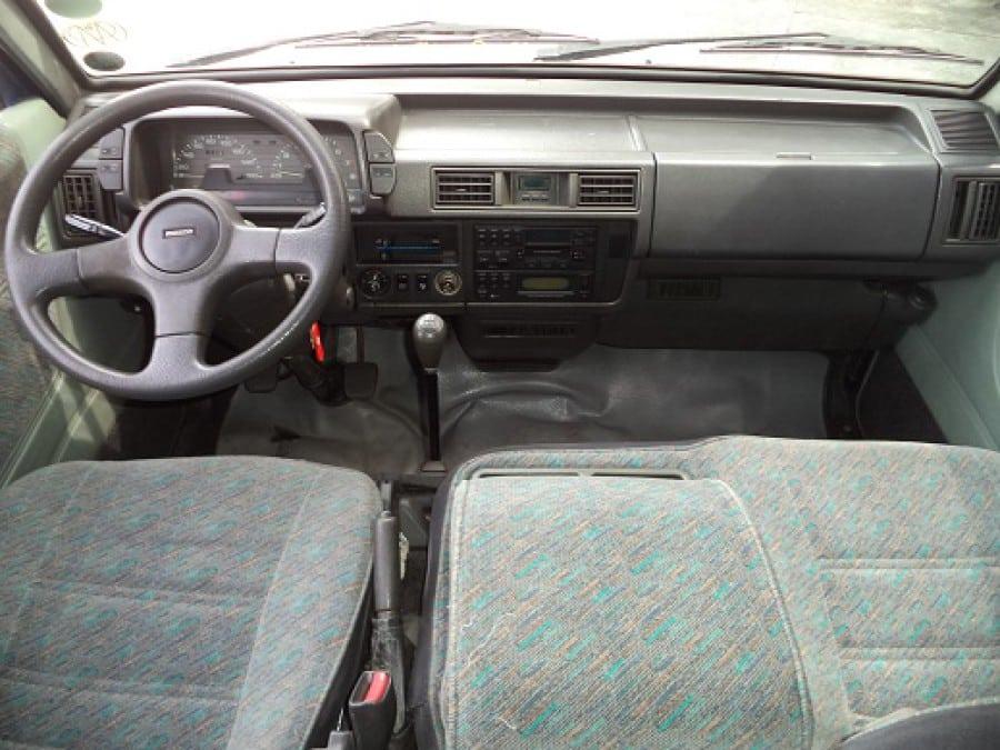 1996 Mazda Van - Interior Front View