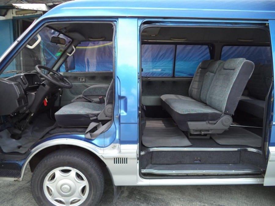 1996 Mazda Van - Interior Rear View