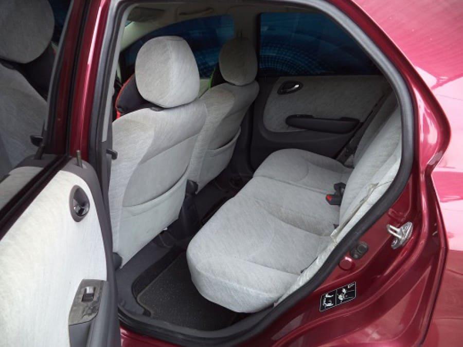 2003 Honda City - Interior Rear View