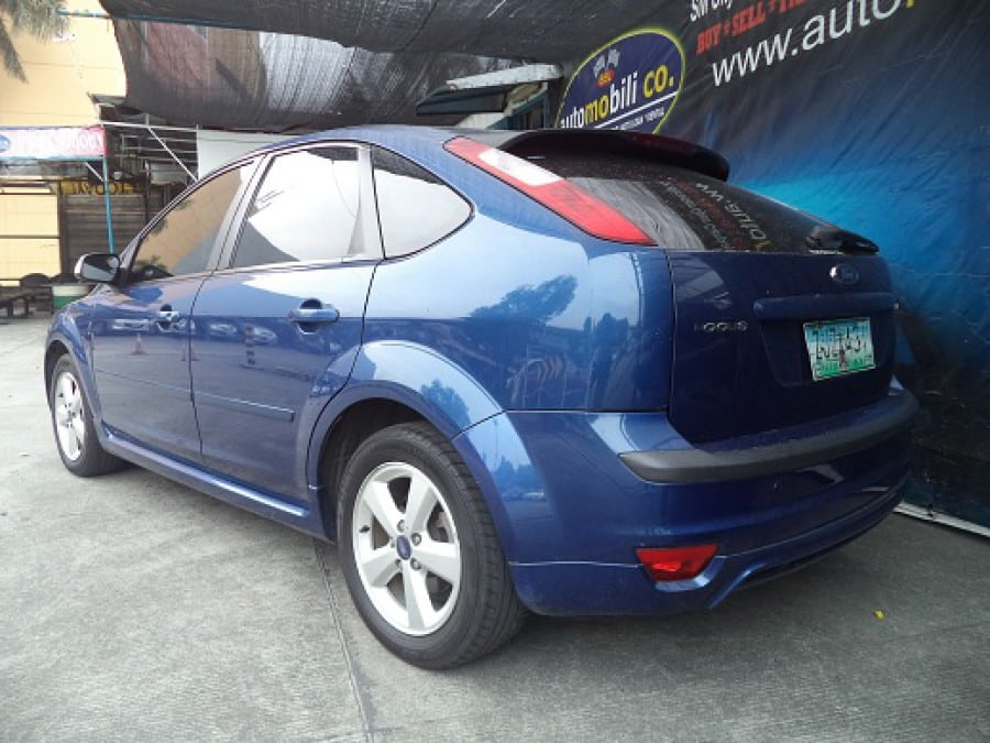 2007 Ford Focus - Rear View