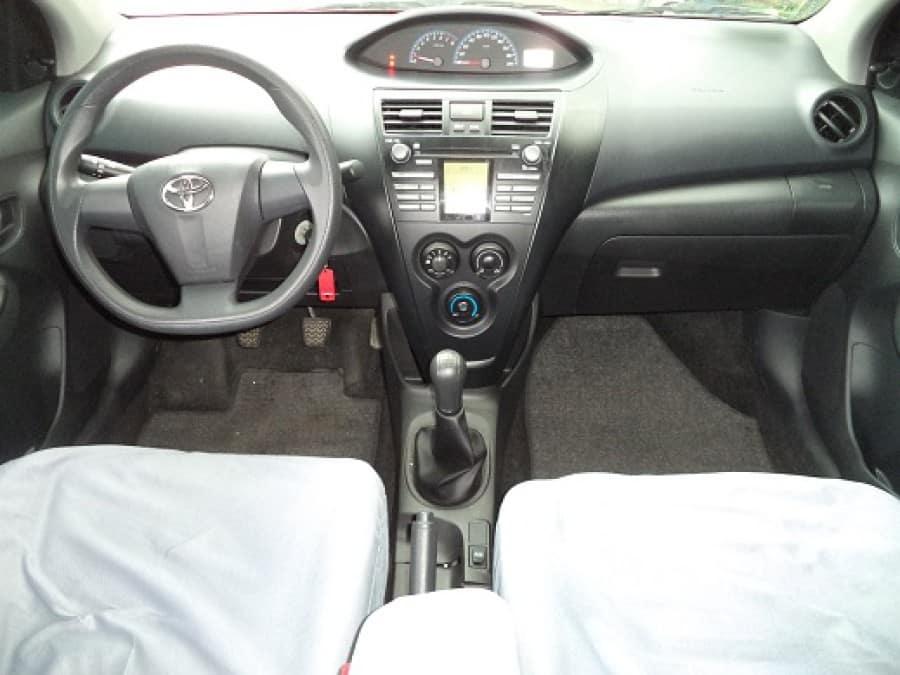 2013 Toyota Vios - Registration CR