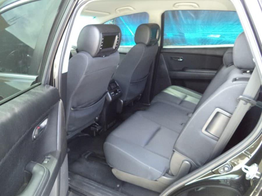 2012 Mazda CX-9 - Interior Rear View