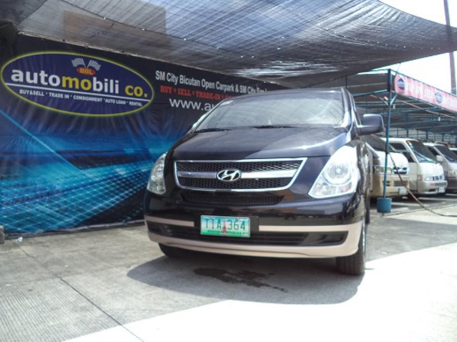 2012 Hyundai Starex - Front View