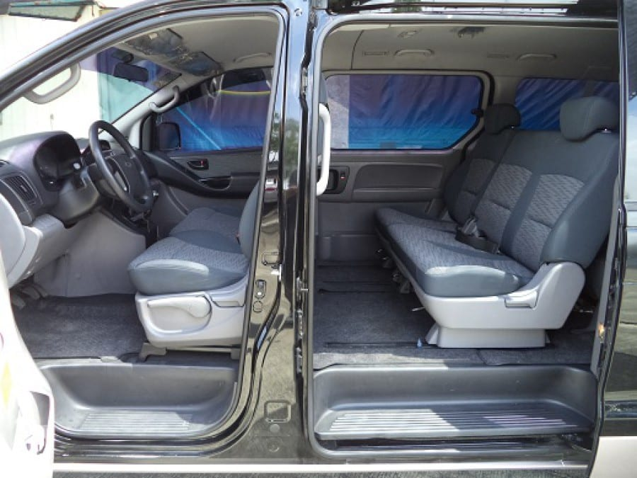 2012 Hyundai Starex - Interior Rear View