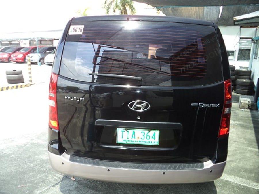 2012 Hyundai Starex - Rear View