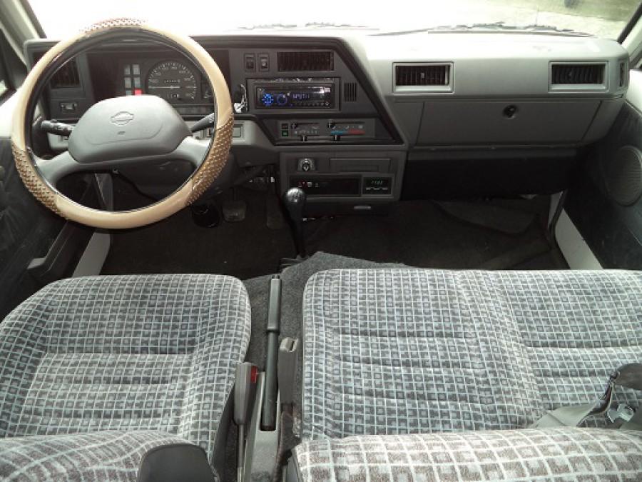 2014 Nissan Urvan - Registration OR