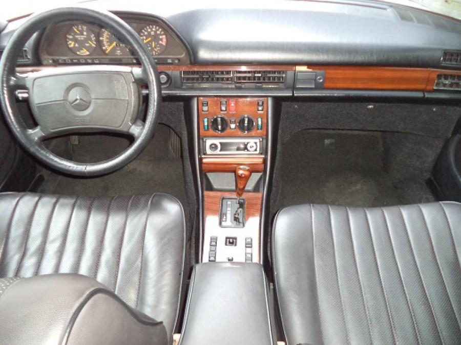 1998 Mercedes-Benz 420 - Interior Front View