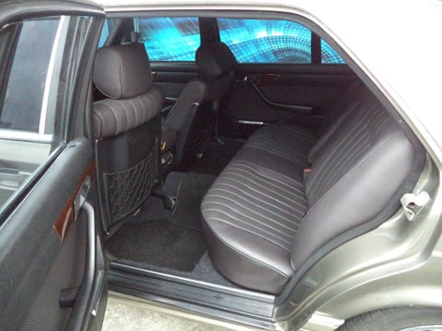 1998 Mercedes-Benz 420 - Interior Rear View