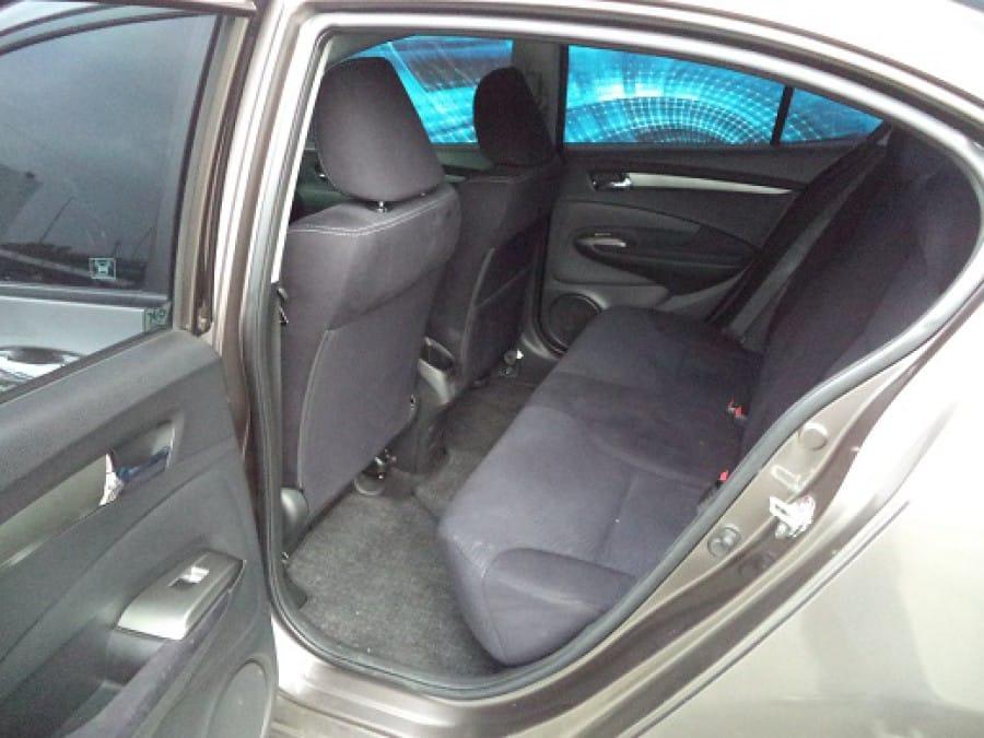 2012 Honda City E - Interior Rear View