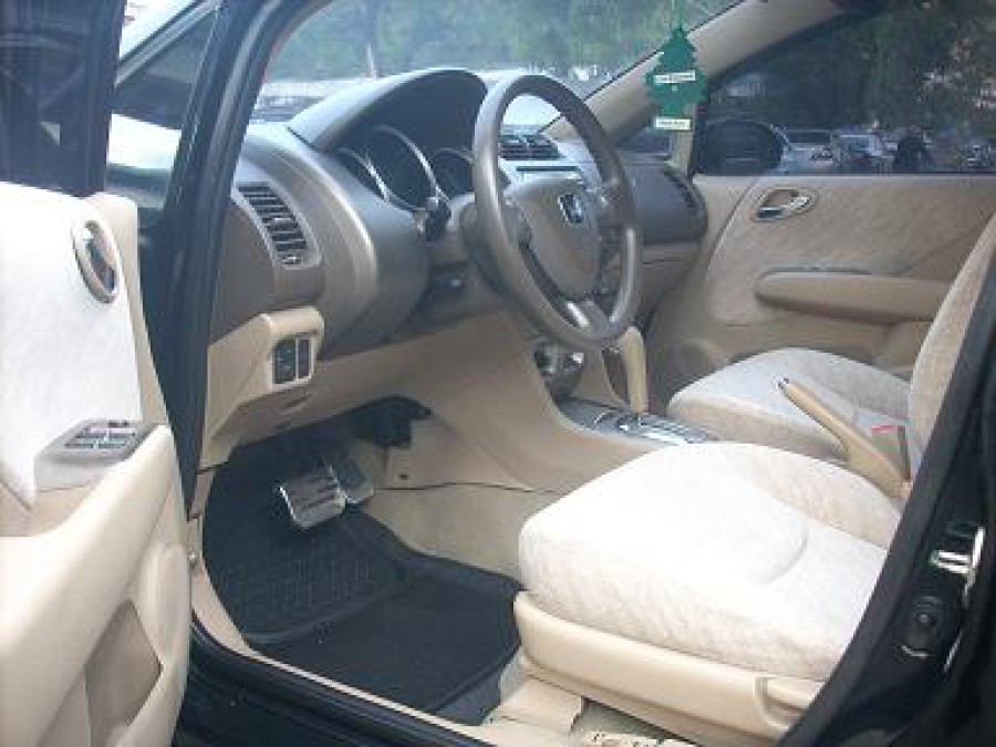 2004 Honda City - Interior Front View