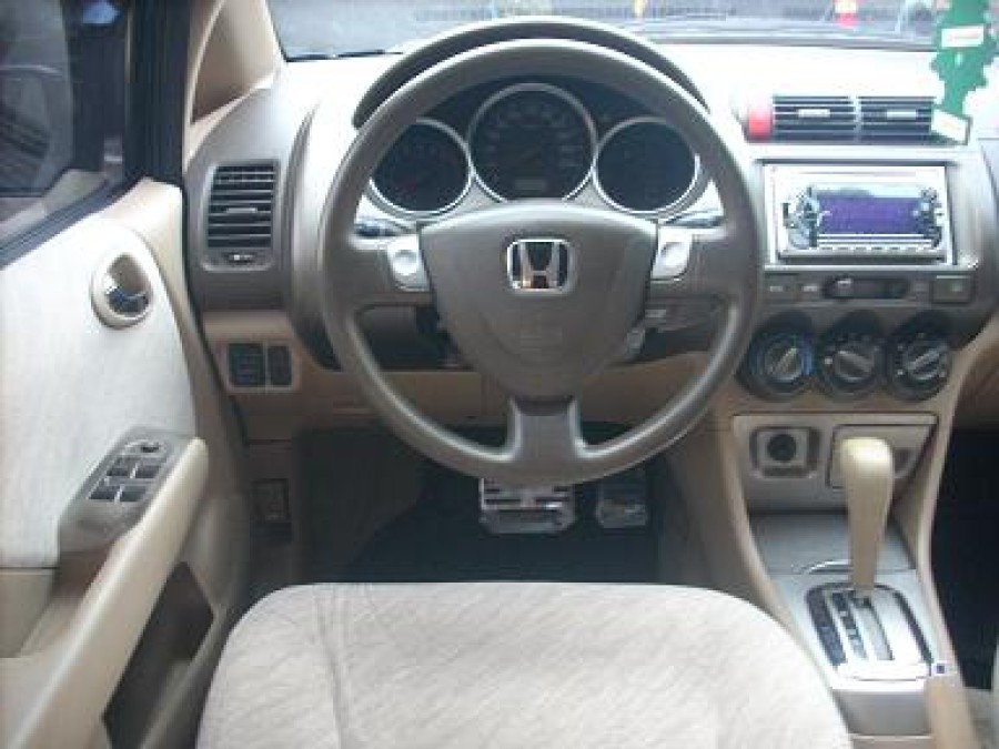 2004 Honda City - Interior Rear View