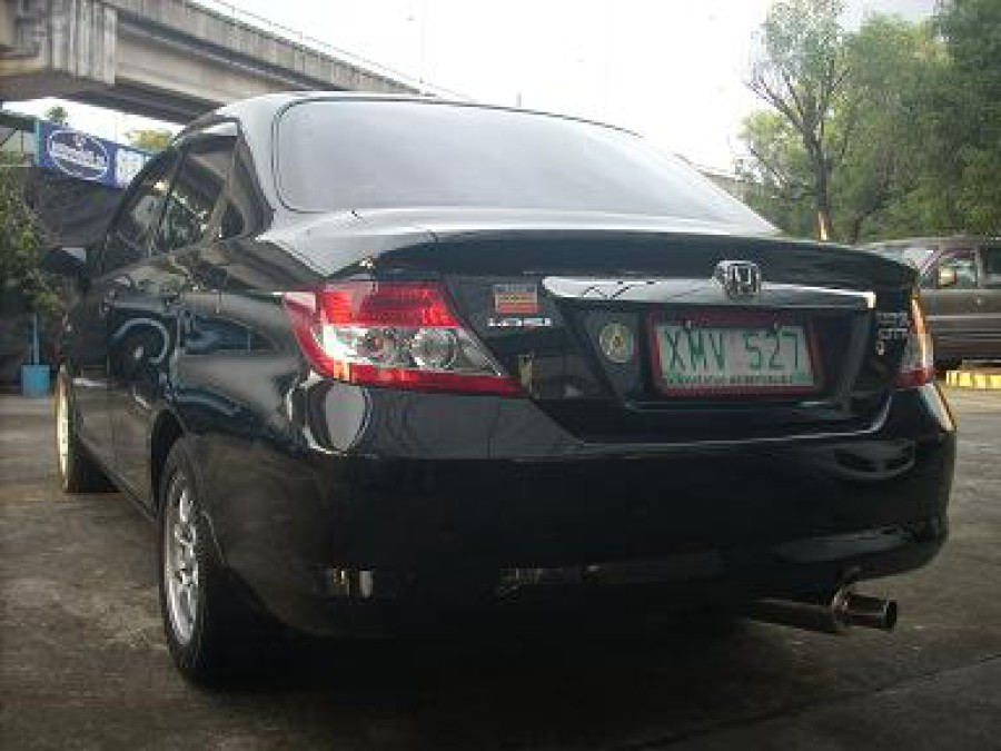 2004 Honda City - Rear View
