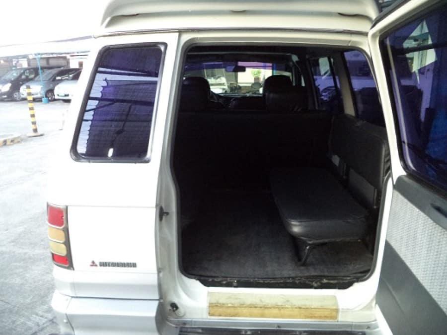 2001 Mitsubishi Adventure - Rear View