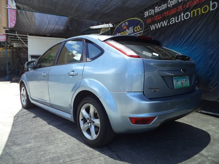 2008 Ford Focus - Rear View