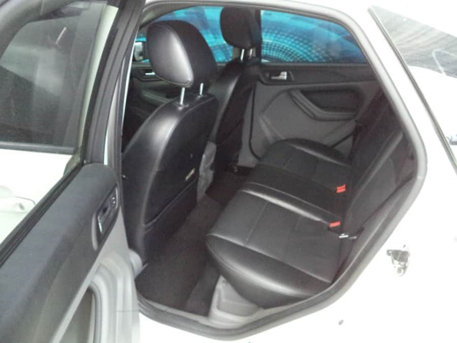 2009 Ford Focus - Interior Rear View