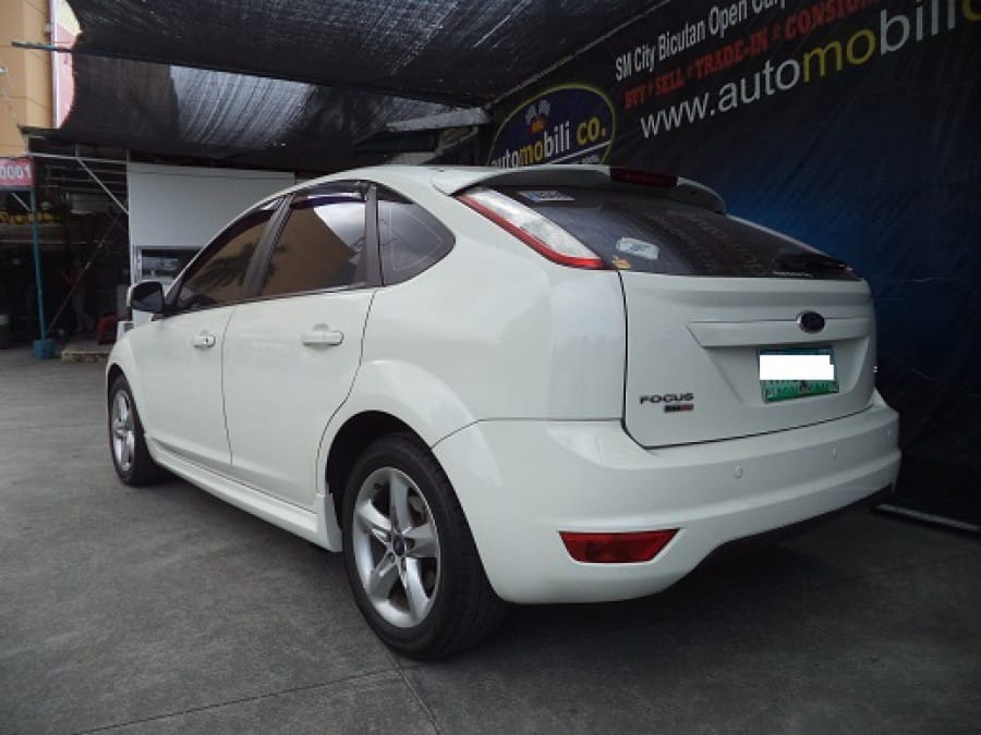 2009 Ford Focus - Rear View