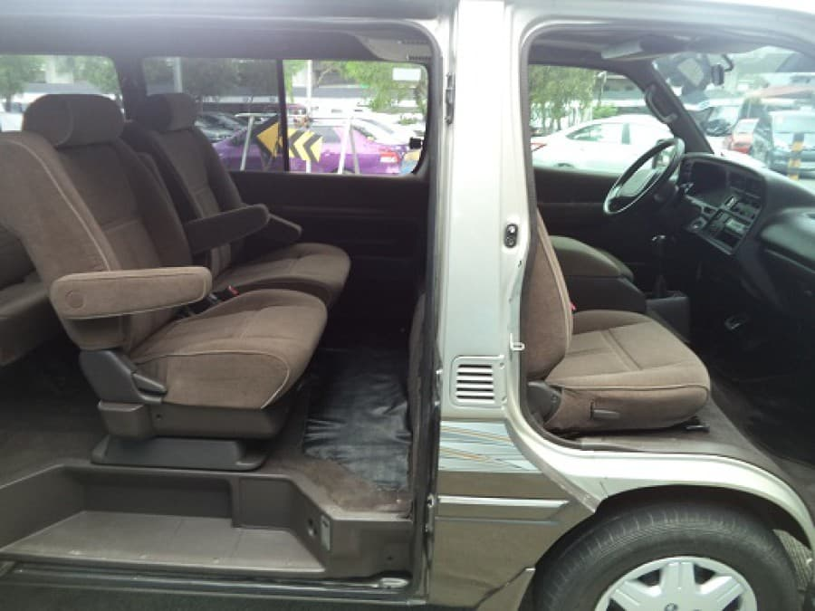 2004 Toyota HiAce - Interior Rear View