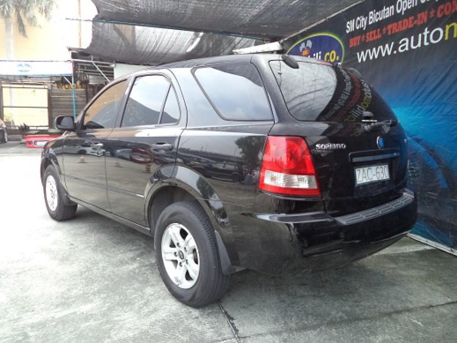2005 Kia Sorento - Rear View