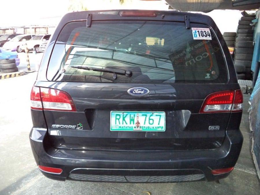 2011 Ford Escape - Registration CR