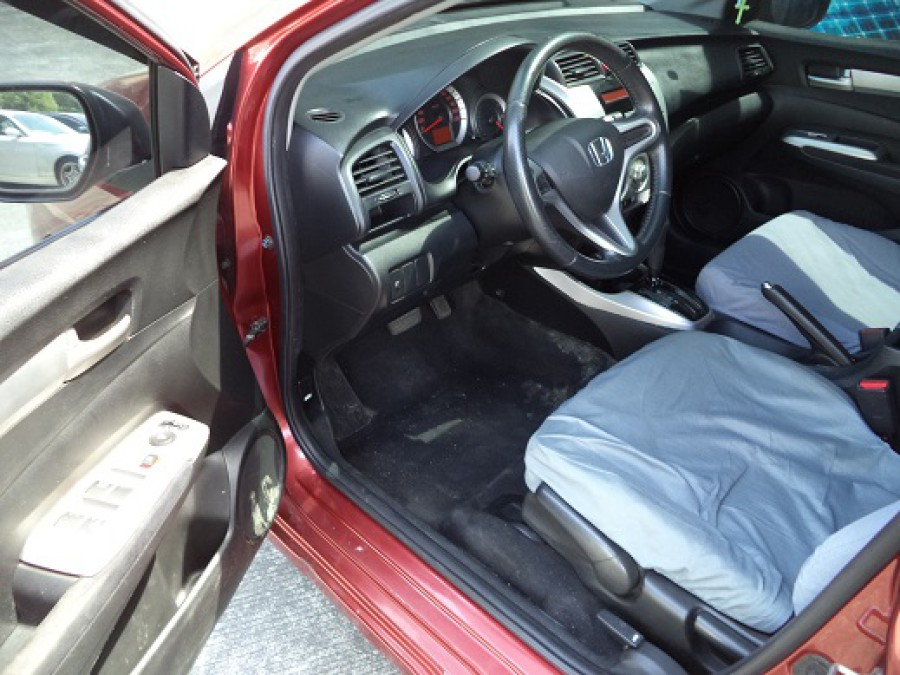 2011 Honda City E - Interior Front View