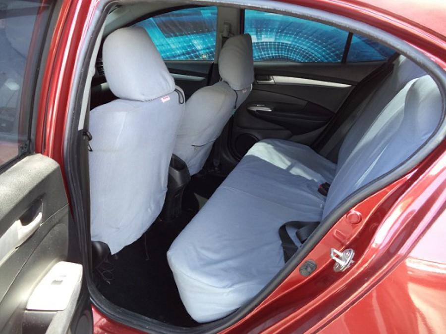 2011 Honda City E - Interior Rear View