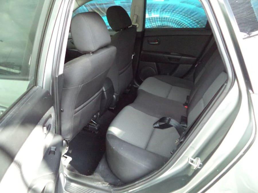 2005 Mazda 3 - Interior Rear View
